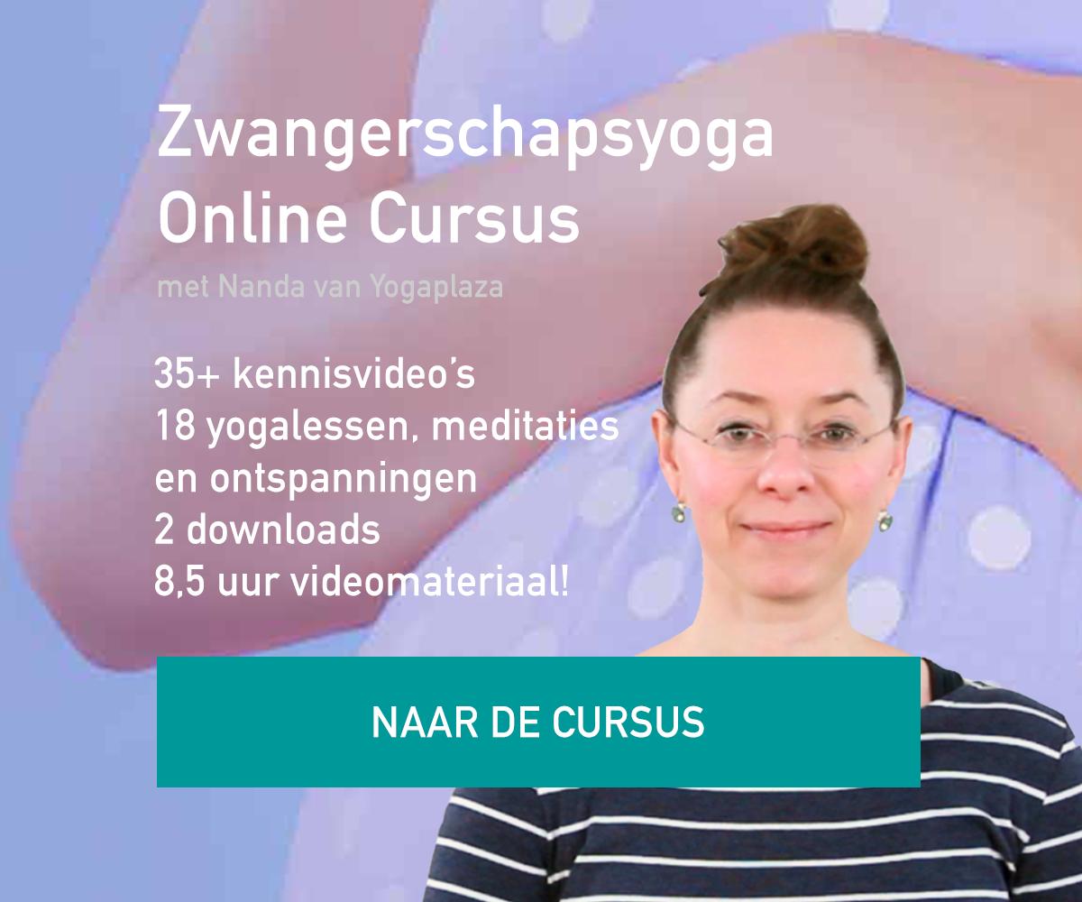 Zwangerschapsyoga Online volgen?