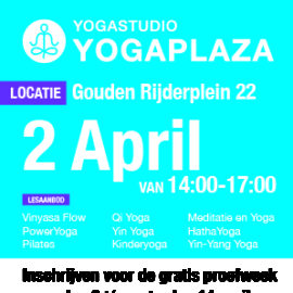 Kom naar de Open Dag, 2 April 14:00 – 17:00