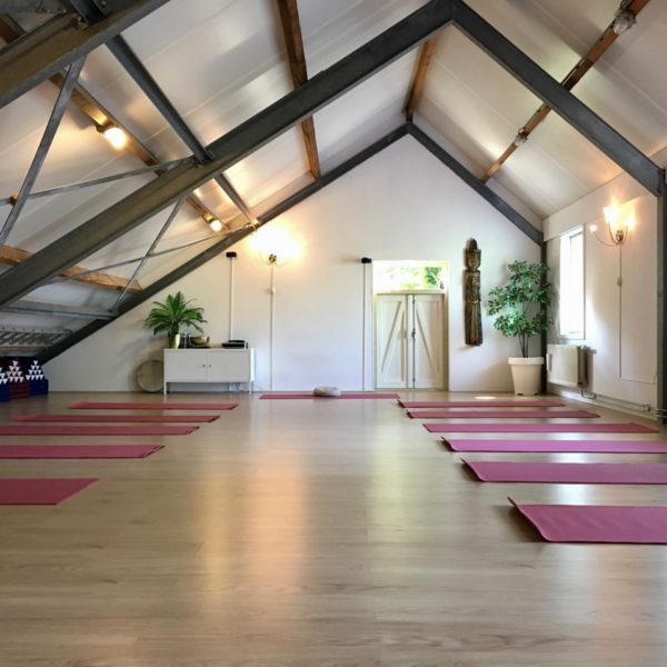 Yogastudio Yogaplaza Impressie